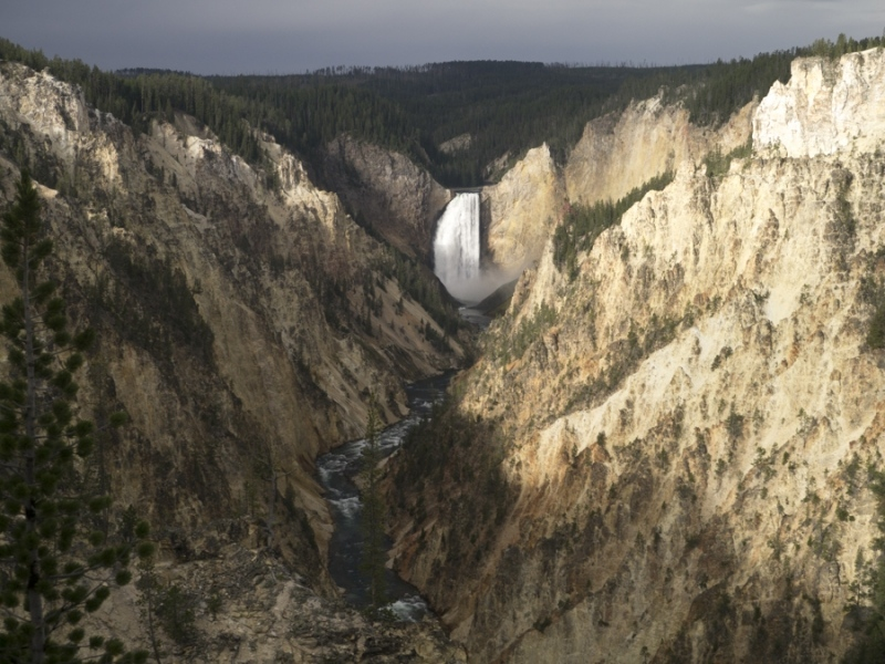 Yellowstone_Grand Canyon-1030746