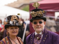 Steampunk Festival:Weekend at the Asylum