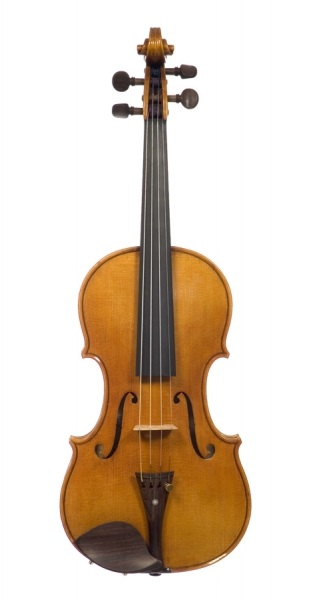 finished violin-