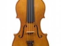 finished violin-