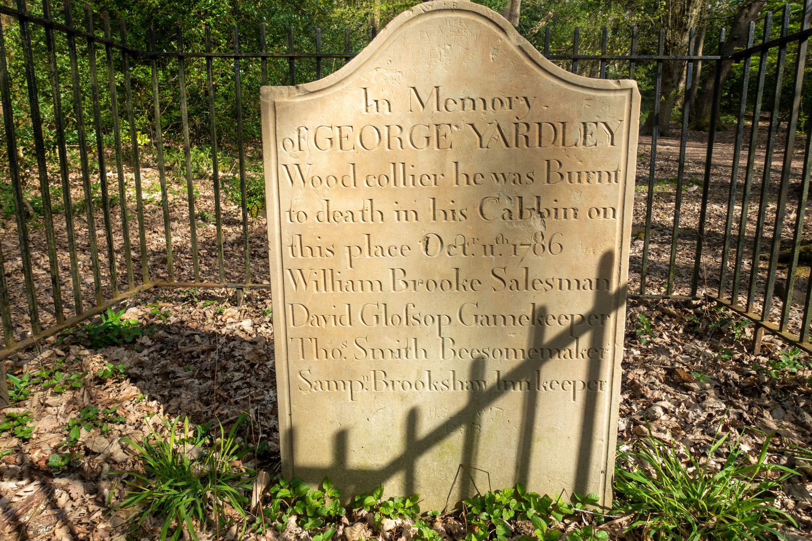 Ecclesall Woods – historic features